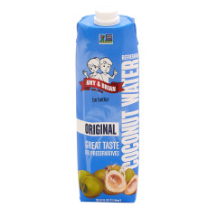 AMY & BRIAN'S ORIGINAL COCONUT WATER 33.8 OZ TETRA PACK