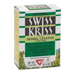 SWISS KRISS FLAKES 1.5 OZ BOX