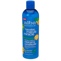 ALBA BOTANICA - THERAPY MOIST CLEANS COND - 12OZ - 6C