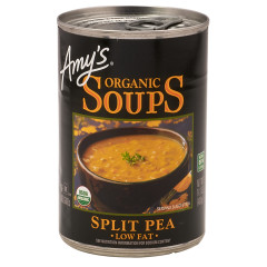 AMY'S SPLIT PEA SOUP 14.1 OZ CAN