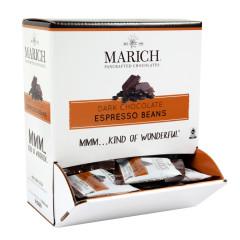 MARICH DARK CHOCOLATE ESPRESSO BEAN 0.5 OZ GRAVITY BIN