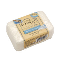 A LA MAISON FRESH SEA SALT SOLID BAR 8.8 OZ SOAP