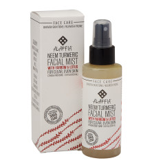 ALAFFIA NEEM TURMERIC FACIAL MIST 3.4 OZ SPRAY
