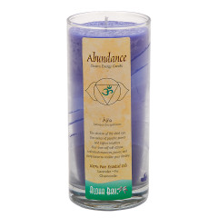 ALOHA BAY ABUNDANCE CHAKRA ENERGY CANDLES 11 OZ