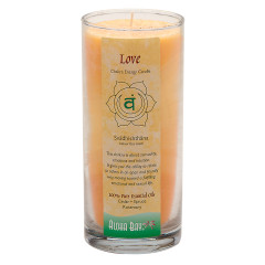 ALOHA BAY LOVE CHAKRA ENERGY CANDLES 11 OZ