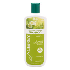 AUBREY ORGANICS CHAMOMILE LUXURIOUS SHAMPOO 11 OZ BOTTLE
