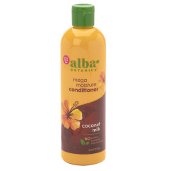 ALBA BOTANICA - COCONUT MILK DRINK IT CONDITR - 12OZ - 6CS