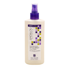 ANDALOU - LAVENDER/BIOTIN FUL VOL STY SPRAY - 8.2OZ - 6C