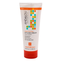 ANDALOU - ARGAN OIL/SHEA STYLING CREAM - 6.8OZ - 6/CS
