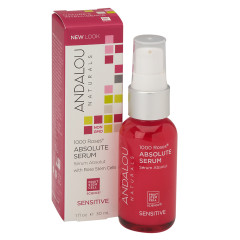 ANDALOU - 1000 ROSES ABSOL - UTE SERUM - 1OZ - 6/CS