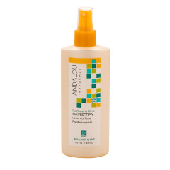 ANDALOU - SUNFLOWER/CITRUS PEFCT HLD HAIRSPY - 8.2OZ - 6