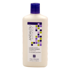 ANDALOU NATURALS LAVENDER AND BIOTIN FULL VOLUME CONDITIONER 11.5 OZ BOTTLE