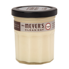 MRS. MEYER'S LAVENDER SOY CANDLE  4.9 OZ JAR