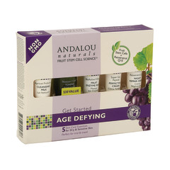 ANDALOU - GET STARTED AGE DEFYING KIT - 5PKTS - 6/CS