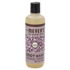 MRS. MEYER'S LAVENDER BODY WASH 16 OZ BOTTLE