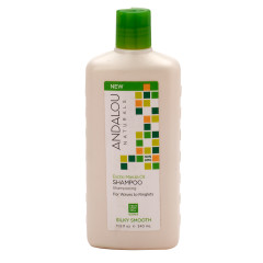 ANDALOU - EXOTIC MARULA OIL SMTH SHAMPOO - 11.5OZ - 6/CS
