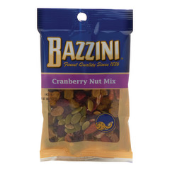 BAZZINI CRANBERRY NUT MIX 1.5 OZ PEG BAG
