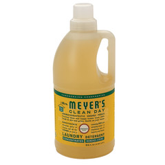 MRS. MEYER'S HONEYSUCKLE 2X LAUNDRY DETERGENT 64 OZ JUG