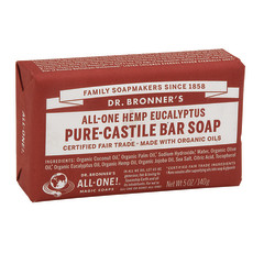 DR. BRONNER'S EUCALYPTUS MAGIC BAR 5 OZ SOAP