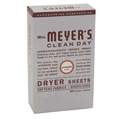 MRS. MEYER'S LAVENDER DRYER SHEETS