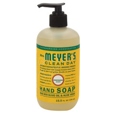 MRS. MEYER'S HONEYSUCKLE LIQUID SOAP 12.5 OZ PUMP BOTTLE