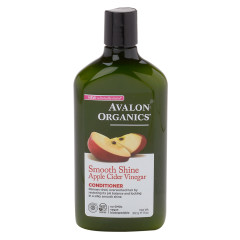 AVALON ORGANICS ORGANIC APPLE CIDER VINEGAR CONDITIONER 11 OZ BOTTLE