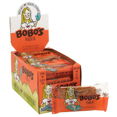 BOBO'S PEACH OAT 3 OZ BAR