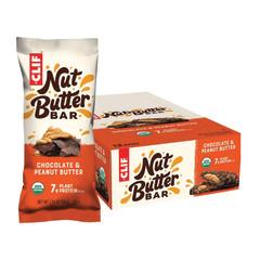 CLIF BAR NUT BUTTER FILLED CHOCOLATE PEANUT BUTTER 1.76 OZ