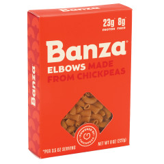 BANZA ELBOWS 8 OZ