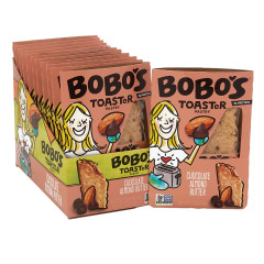 BOBO'S TOAST'R PASTRY CHOCOLATE ALMOND BUTTER 2.5 OZ