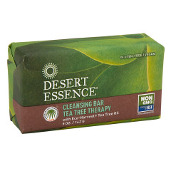 DESERT ESSENCE TEA TREE THERAPY 5 OZ SOAP BAR