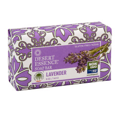 DESERT ESSENCE LAVENDER 5 OZ SOAP BAR