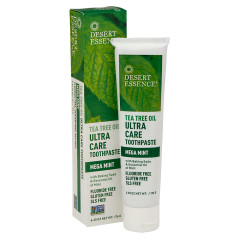 DESERT ESSENCE - ULTRA CARE TEATR TTHPST - 6.25OZ