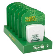 DESERT ESSENCE - TEATRE OIL DENTAL TAPE - 30YD