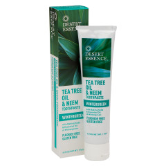 DESERT ESSENCE - WNTRGRNTEA TREE TOOHP - 6.25OZ
