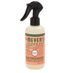 MRS. MEYER'S GERANIUM ROOM FRESHENER 8 OZ SPRAY