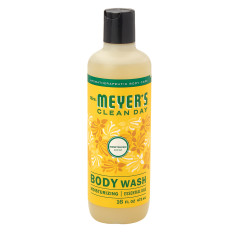 MRS. MEYER'S HONEYSUCKLE BODY WASH 16 OZ BOTTLE