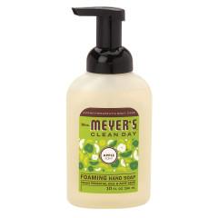 MRS. MEYER'S APPLE FOAM HAND SOAP 10 OZ PUMP BOTTLE