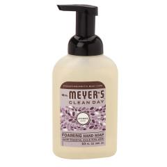 MRS. MEYER'S LAVENDER FOAM HAND SOAP 10 OZ PUMP BOTTLE