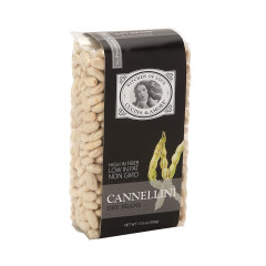 CUCINA & AMORE CANNELLINI BEANS 17.6 OZ BAG