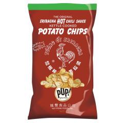 POP! GOURMET HUY FONG SRIRACHA CHIPS 7.5 OZ BAG