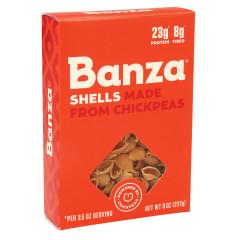 BANZA SHELLS 8 OZ BOX