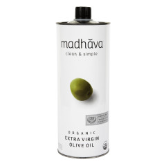 MADHAVA - EXTRA VIRGIN OLIVE OIL - 33.8OZ