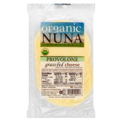ORGANIC NUNA - PROVOLONE CHEESE PRE - SLICED - 5OZ