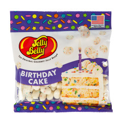 JELLY BELLY - BIRTHDAY CAKE - PEG BAG - 3.5OZ