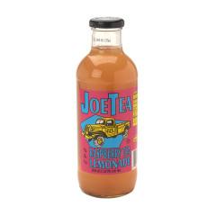 JOE TEA HALF & HALF RASPBERRY TEA 20 OZ BOTTLE