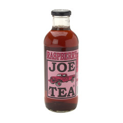 JOE TEA RASPBERRY TEA 18 OZ BOTTLE