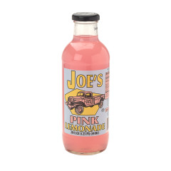 JOE TEA PINK LEMONADE 20 OZ BOTTLE