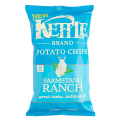 KETTLE FARMSTAND RANCH CHIPS 5 OZ BAG