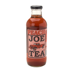 JOE TEA PEACH TEA 18 OZ BOTTLE